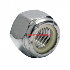 IMPERIAL  SELF LOCKING NUT.   SIZE  7/16 UNF